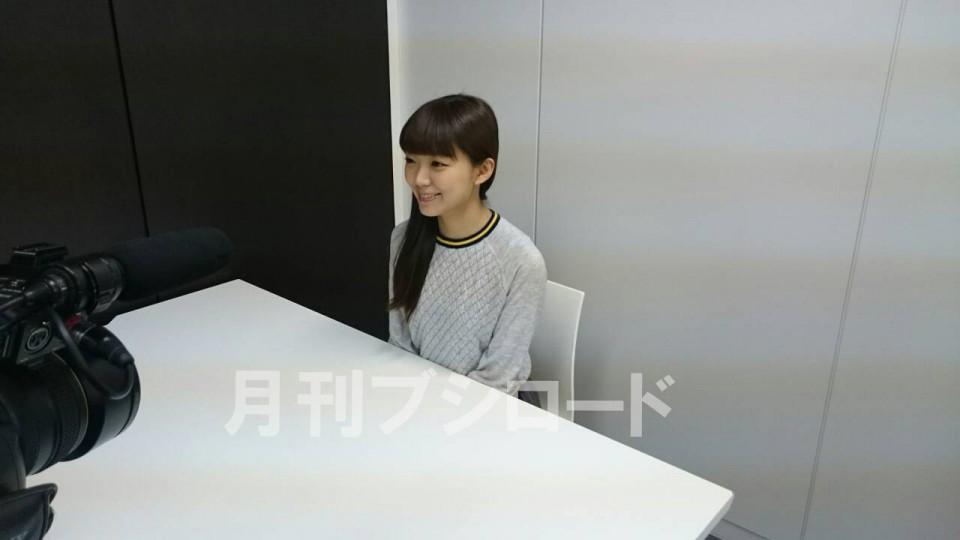 【月ブシ12月号は明日発売】地上波TVに橘田いずみさんが! さらに三森すずこさんと伊藤彩沙さんの友情出演の裏側独占ショット♪