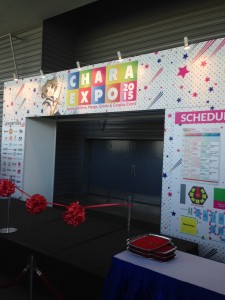 シンガポール『CHARAEXPO 2015』へ行く~後編~