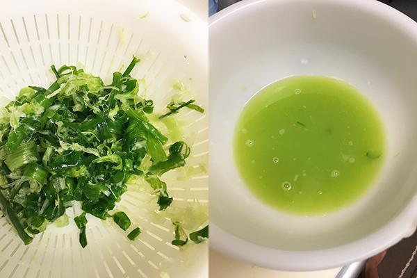 橘田いずみさんの餃子レシピ本『本日も餃子日和。』ザーサイの水餃子をつくってみました。