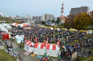 10月31日&11月1日は「宇都宮餃子祭り2015」だっての!