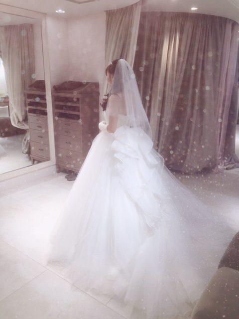 みりりの結婚前夜